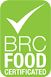 BRC Food Certification Logo